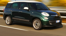 Fiat 500L Living, sempre connessi:
