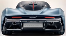 McLaren studia supercar alimentata a carburante sintetico. Ludmann: «Come alternativa all'elettrico»