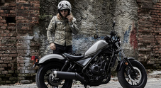 CMX 500 Rebel, la bobber Honda debutta al Long Beach Motorcycle Show