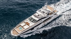 "Azimut Grande 35m vince il premio ""Best of the Best"" assegnato negli Usa da Robb Report"