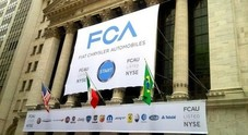 Fca vola a Wall Street con accordo Usa-Messico: +4,04%. Sale anche General Motors