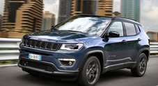 "Jeep Compass ""made in Melfi"": ancora più tecnologica e connessa"