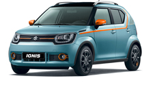 Suzuki Ignis iUnique, la Web Limited Edition che anticipa il debutto del mini Suv