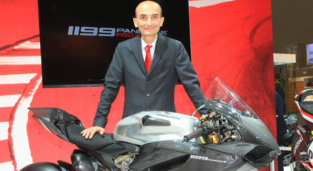 Claudio Domenicali Ceo di Ducati