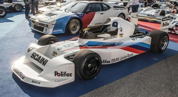 Bmw Next 100 A Monza Una Parata Unica Di Bolidi Da Corsa