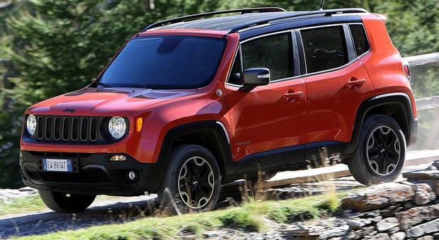 Motori for Interno jeep renegade