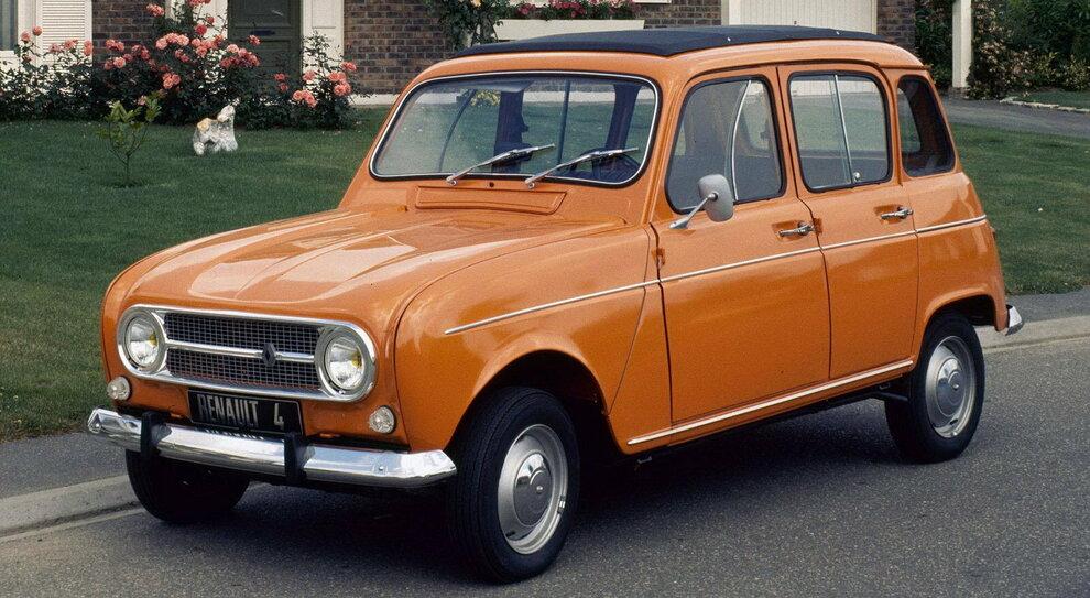 La R4 compie 60 anni, Renault lancia un programma per i festeggiamenti. Debuttò nel 1961, è stata prodotta in 8,13 milioni unità
