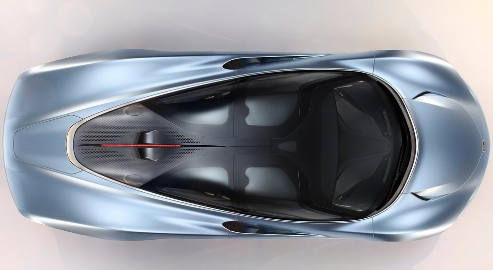 La McLaren Speedtail