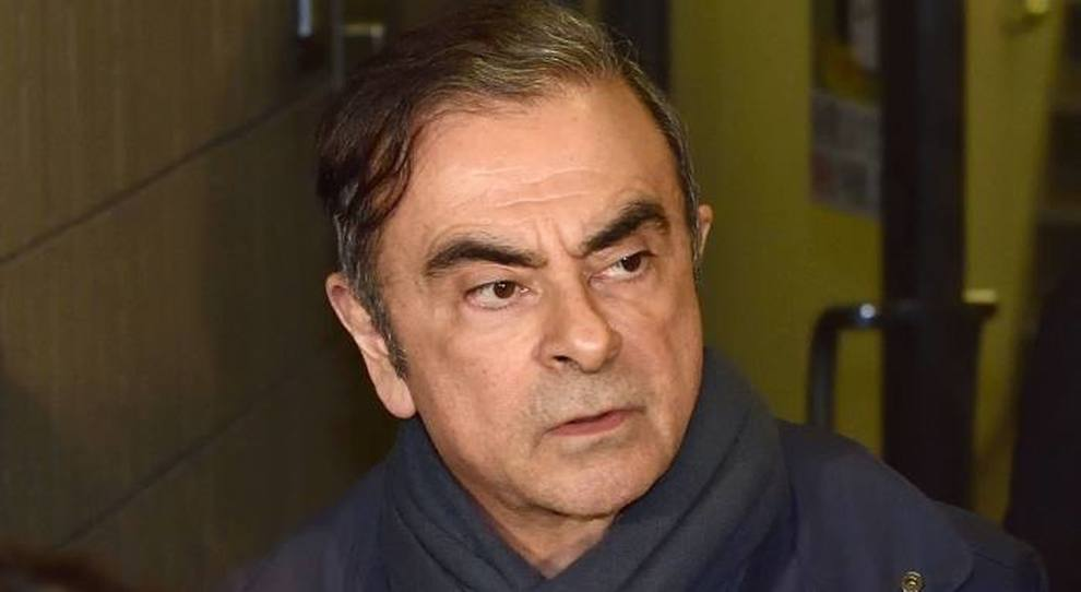 Carlos Ghosn, ex ceo di Renault-Nissan