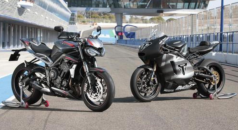 La Triumph Street Triple RS MY20