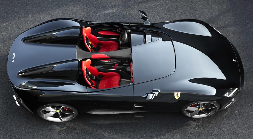 Ferrari, i nuovi modelli