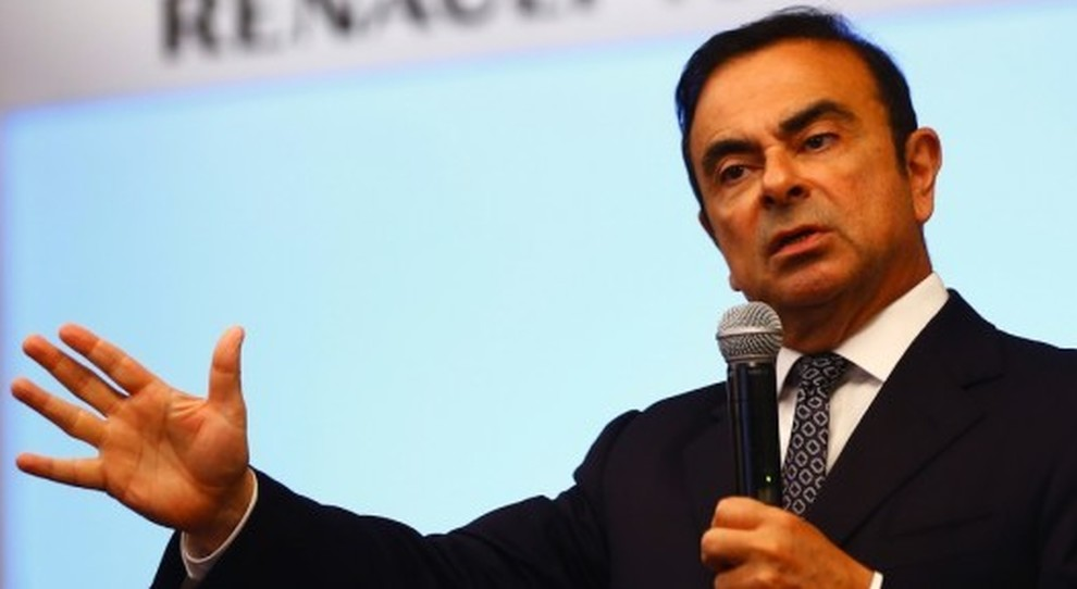 Carlo Ghosn, ceo dell'Alleanza Renault Nissan