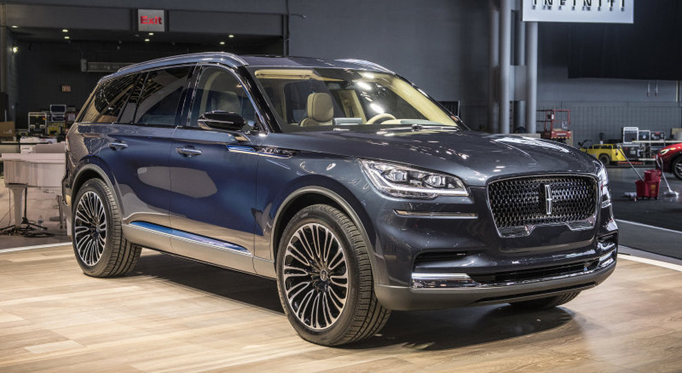 La Lincoln Aviator