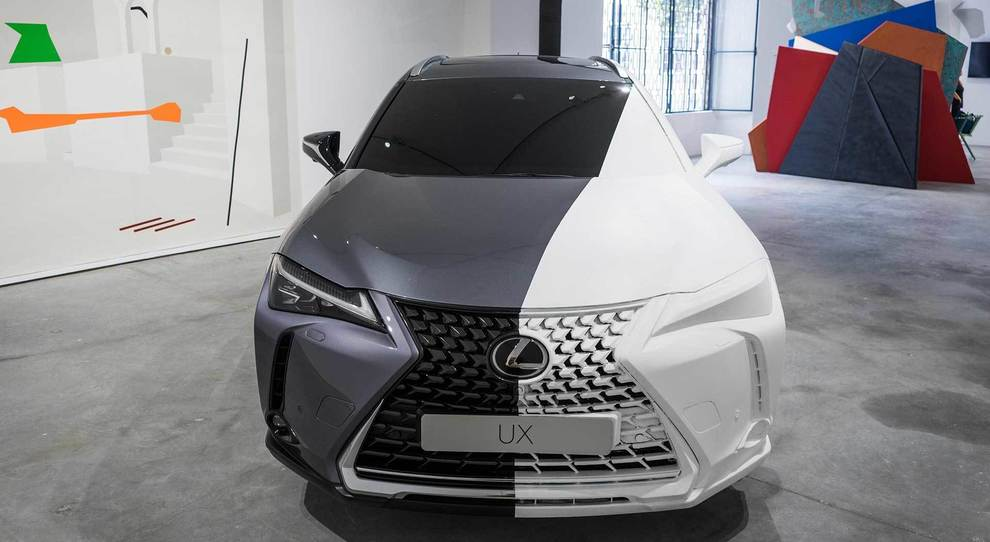 "L'inconsueto ""Ux Art Space by Lexus"" di Lisbona"