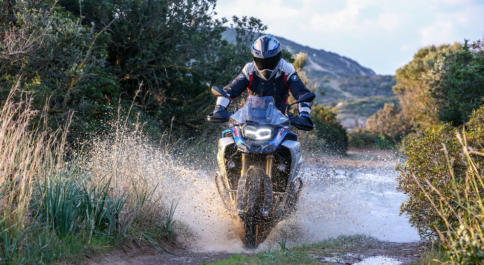 La BMW F850GS Adventure