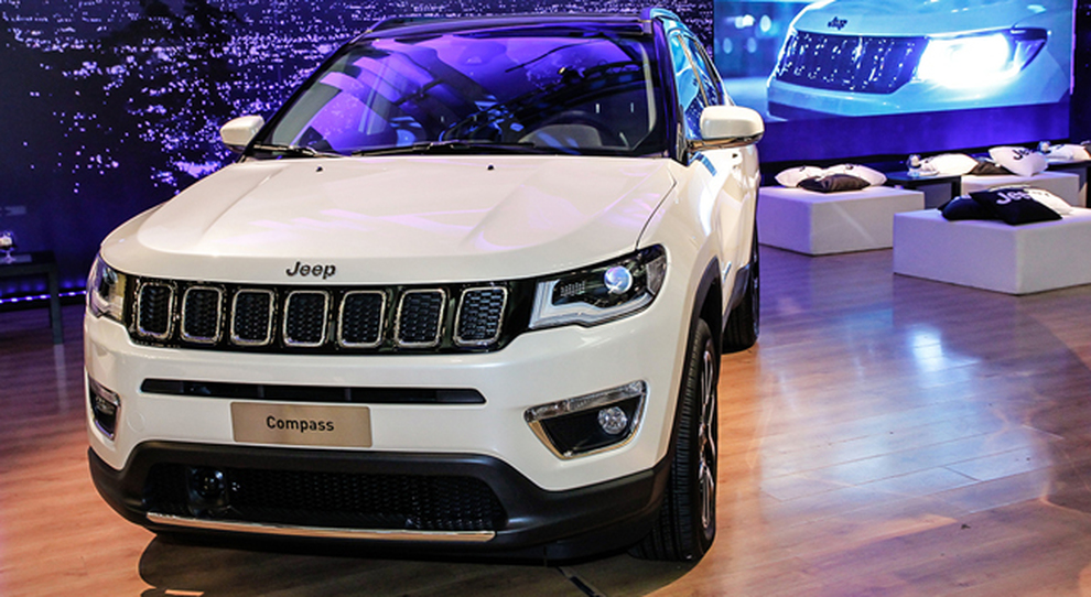 La Jeep Compass allla Design Week di Milano