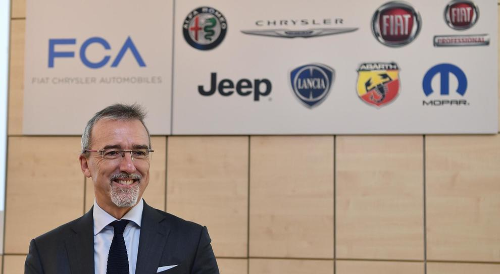 Pietro Gorlier, Chief Operating Officer per la Regione EMEA di Fca