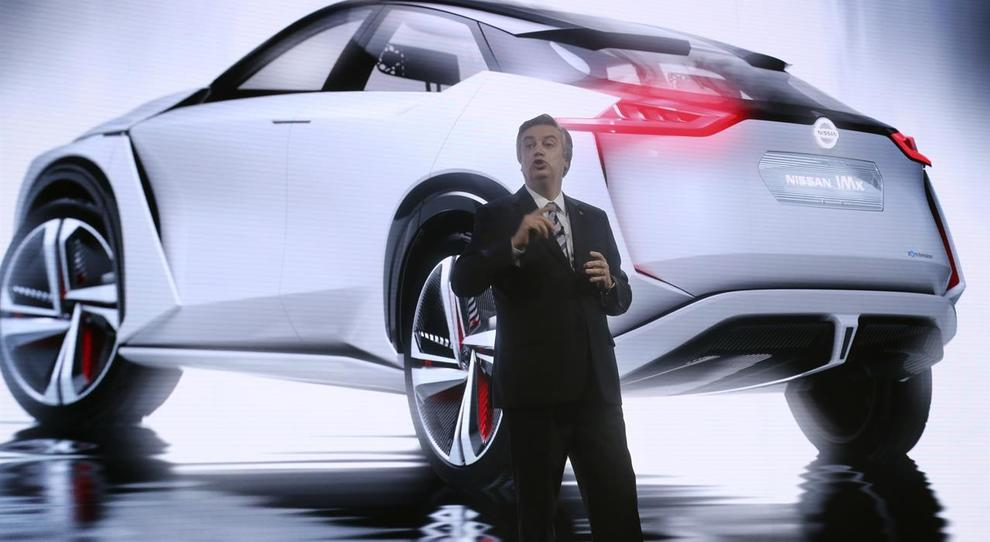 Daniele Schillaci, responsabile globale di vendite e marketing di Nissan