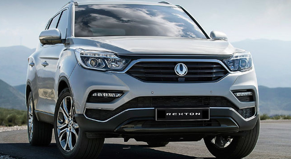 Il nuovo Ssangyong Rexton