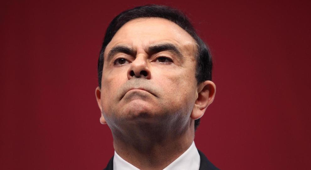Carlos Ghosn, ex ceo Nissan