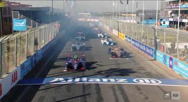 Formula E, gli highlights dell'E Prix di Marrakech