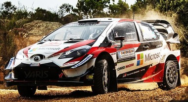Rally Sardegna: 313 km e 20 stage spettacolari. In TV su Rai Sport e Fox Sports