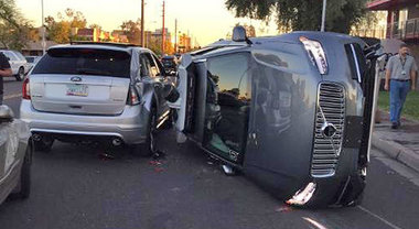 Uber, chiude programma test auto autonome in Arizona dopo incidente mortale
