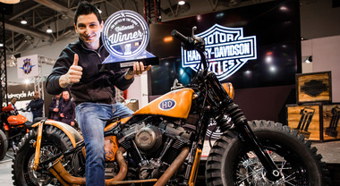 Harley-Davidson, la concessionaria di Bologna vince in Italia il titolo Battle of the Kings 2018