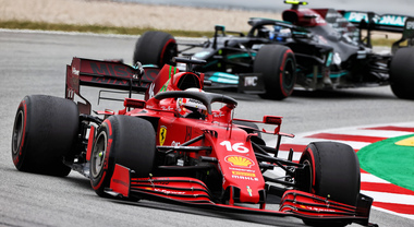 Progressi evidenti per la Ferrari, la conquista del terzo posto nella classifica team è possibile