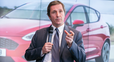 Ford Italia Fabrizio Faltoni Nuovo Presidente Ed Amministratore
