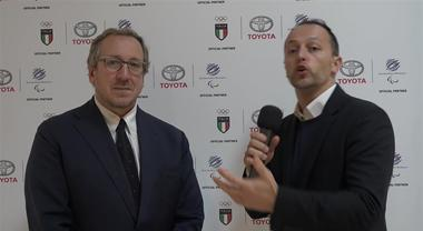 Start Your Impossible, intervista a Andrea Carlucci ad di Toyota Motor Italia