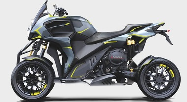 Quadro Vehicles a Eicma 2019 con 7 novità