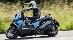 Bmw C400X, infotainment al top con il Connectivity. Lo scooter tedesco mette l'accento sulla tecnologia