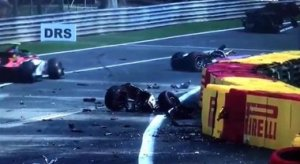 Anthoine Hubert morto a Spa, il terribile video dell'incidente in Formula 2