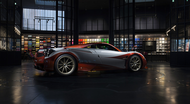 Pagani Huayra Lampo by Lapo & Garage Italia Customs