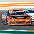 A Vallelunga nel weekend in scena il festival della stock car. In pista la Nascar Whelen Euro Series